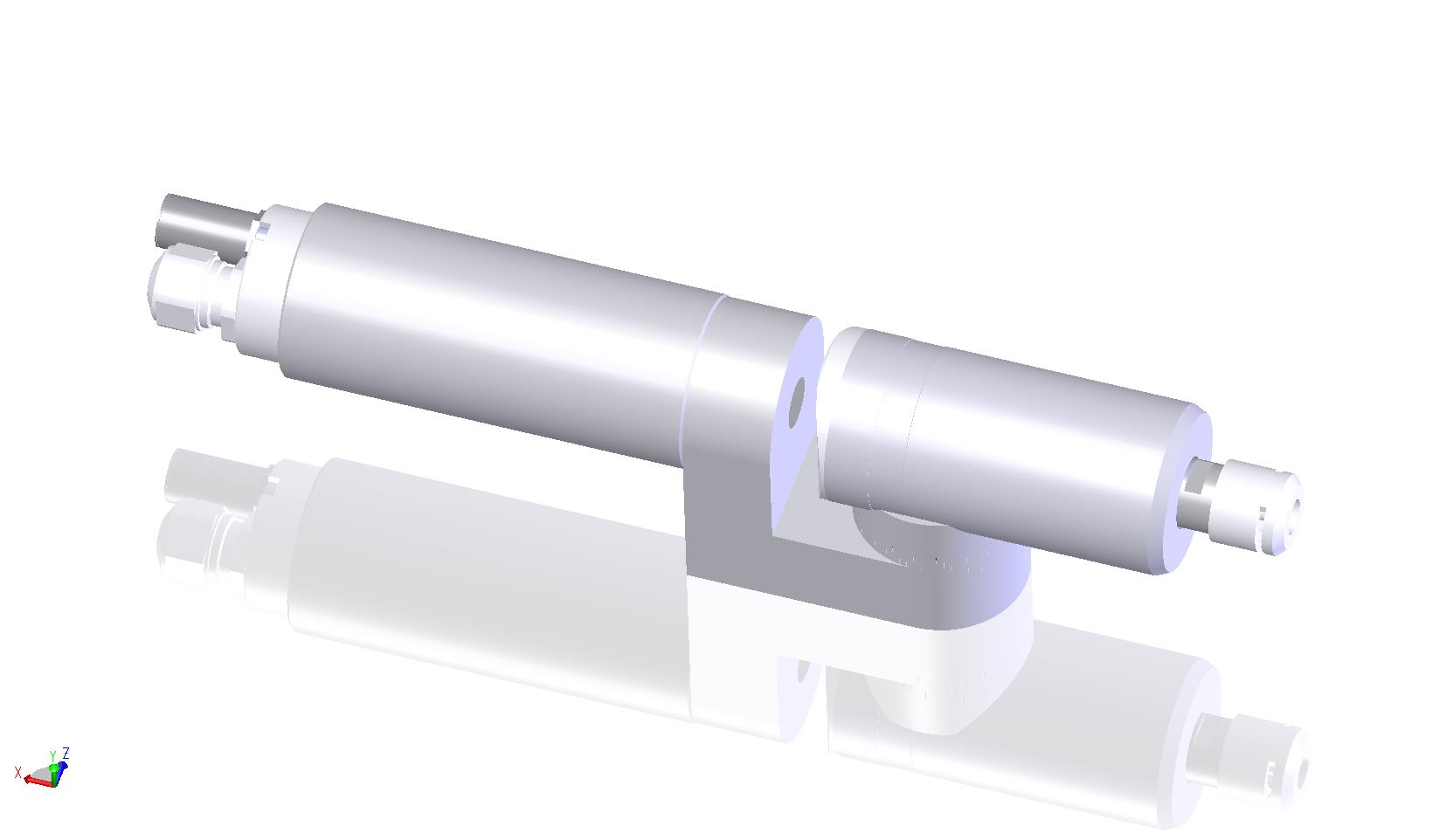 HT 25 S 60 CS - adjustable angle with 180° connector and long shaft